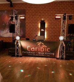 Caribic Partydisco, DJ Helge Kühling